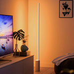 PHILIPS Hue LED-Stehleuchte