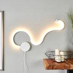 LINDBY LED-Lampe Sandor
