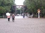 橿原神宮大鳥居(自由参拝)