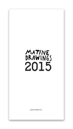 Calendar for 2015 with Matine drawings. Free to download and print at home