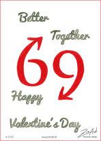 Liebe, Valentinstag