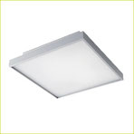 Surface luminaires for ceiling