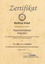 Intensiv-Training Hypnoanalyse