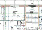Wir erstellen alle für die Ausführung erforderlichen Pläne wie Polierplan, Ausführungsplan und Detailplan