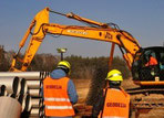 Eine örtliche Bauaufsicht durch unser Büro sichert die Qualität, Termine und richtige Abrechnung Ihres Bauprojektes.