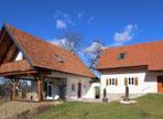 Sanierung und Neubau Ferienwohnungen Pirka