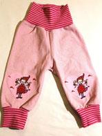 Lumpenprinzessin Babyhose Cord Fräulein Rosenrot von Janeas World rosa,nach Klimperklein,  Handarbeit Nähen. Genähtes hergestellt in Deutschland