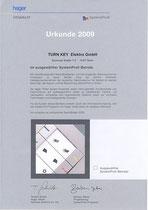 Hager System Profi 2009