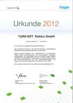 Hager System Profi 2012