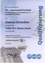 Qualifizierung Auserswald
