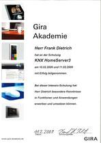 KNX Home Server 2009