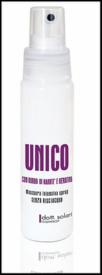 Maschera intensiva spray travel size da 60 ml