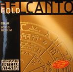 Corde Thomastik Belcanto Gold Violoncelle