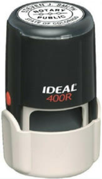 IDEAL 400RC self-inking stamp