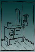 Grandma's oven