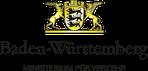 Ministerium für Verkehr landesregierung Baden-Württemberg Logo