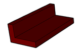 Brick Slip Horizontal Reveal