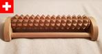 Bild: Fussmassage Roller Polytrop