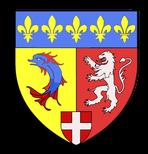 blason Rhones Alpes