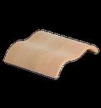 Sentiotec Kopfstütze Wave Saunatechnik Saunazubehör