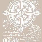 Plantillas o stencils de diferentes tamaños con diseños de todo tipo, costura, viajes, vehiculos,...