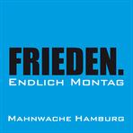 Mahnwache Hamburg