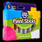 Farbintensive Stifte für Kinder