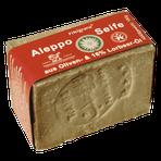 Aleppo Seife auf Reisen