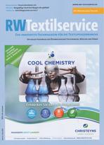 BLOG, Titelseite RW Textilservice 06.2016