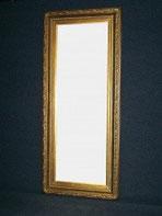 Spiegel mit Rahmen