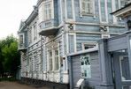 Dekabristen Museum in Irkutsk