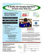 AHLCE 2nd Senior Health Event