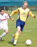 Nächste Saison wieder in gelb-blau: Timo Klemm