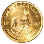 K22 22金 クルーガーランド 金貨 コイン