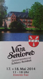 e-motion Hamburg mit einem Stand auf der Messe Viva Seniores