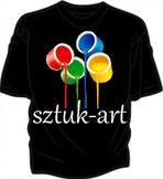 Odzież ręcznie malowana