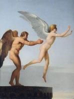 Dédale et Icare - Charles Paul Landon, 1799
