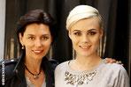 Fotoshooting mit Miss Schweiz - Dominique Rinderknecht und der Goldschmiede OBSESSION