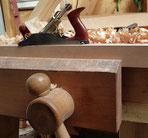 Kaufe eine Holzgewindespindel und gewinne eine Vorderzange