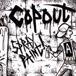 COPOUT - Spray paint