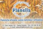 Planells Pasteleria artesana in Santa Eulalia
