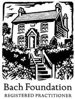 Logo Bach Foundation Registered Practitioner BFRP