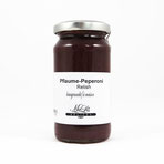 Pflaume-Peperoni Relish von Nur Manufaktur