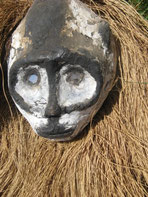 Piaroa Monkey Mask