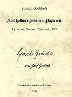 Karin Schröder/™Gigabuch Forschung/Heft 10/1918