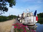Halte fluviale de Montreux-Château