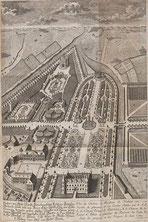 Barockgarten 1736