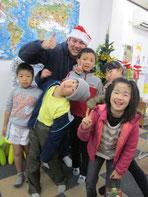 Tom Sensei and the Kids