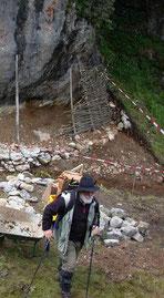 Ausgrabung Schneiderküren