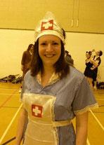 Captain Sarah Maher